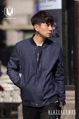 Jaket Korea Sweater Style