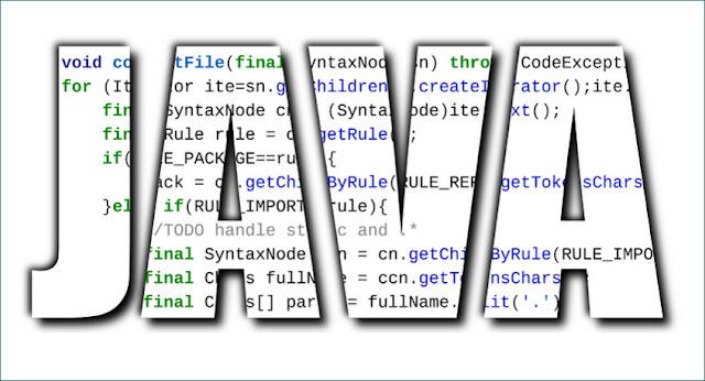 تطبيق يساعدك لتعلم لغة البرمجة جافا java بسهولة