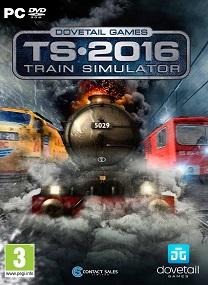 Train Simulator 2016 CODEX Full Version Update Terbaru Gratis