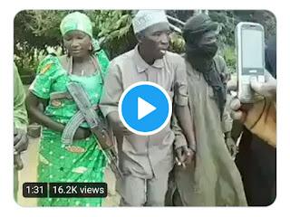 Boko Haram commander marries daughter of Fulani herdsman in Sambisa forest. What a combination!-Femi Fani Kayode