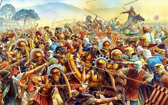 Πλαταιές 479 π.Χ: Η μάχη που έσωσε τον Ελληνισμό