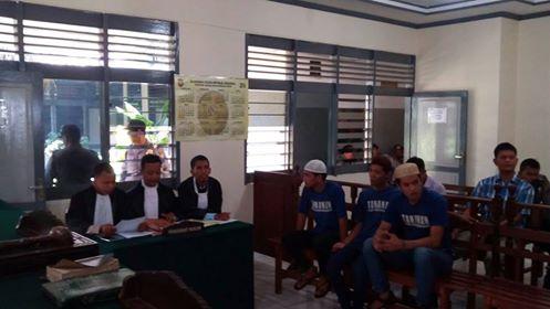 Tertunda, Akhirnya Sidang Kerusuhan Tanjungbalai Digelar