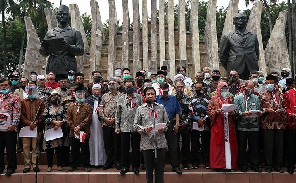 Gatot Nurmantyo dan KAMI Jadi Kambing Hitam Rezim Jokowi
