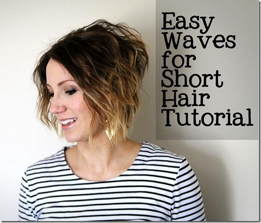 hair tutorials for short hair - photo #30