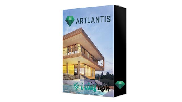 تحميل برنامج Artlantis 2021 كامل مع التفعيل برابط مباشر