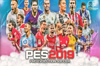 Download PES 2019 Mobile V3.0.1 Update Menu Full Kits Mod Apk + Obb