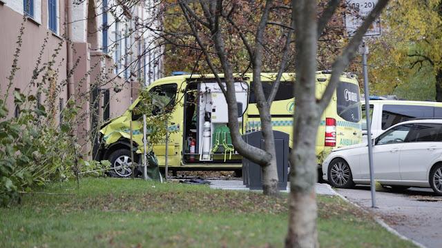 Norvège- Un individu armé vole une ambulance et renverse plusieurs personnes dont un bébé