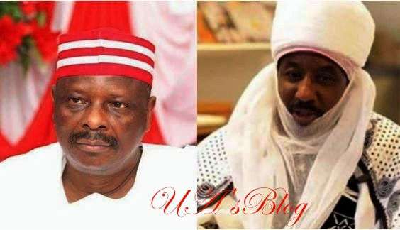 Kwankwaso Issued Sanusi Four Queries While He Was Governor - Ganduje's Aide Reveals
