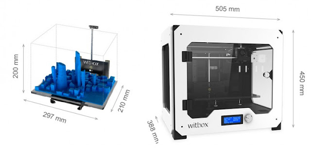 BQ Witbox – a impressora 3D Open Source