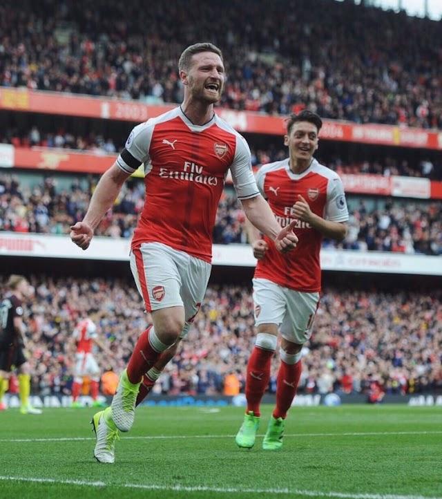 Arsenal 2x2 Manchester City: Um empate aceitável