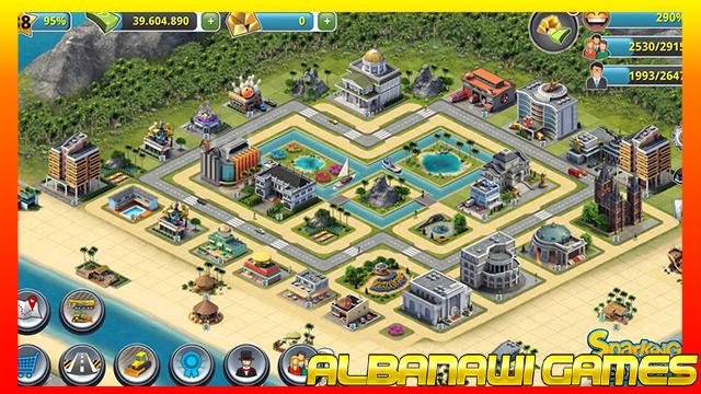 تحميل لعبة CITY ISLAND 5 APK للأندرويد من الميديا فاير