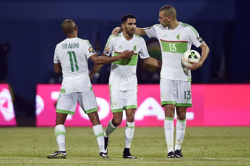 مشاهدة مباراة الجزائر والكونغو بث مباشر اليوم 10-10-2019 في مباراة ودية