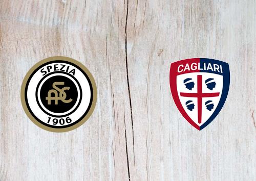 Spezia vs Cagliari -Highlights 20 March 2021