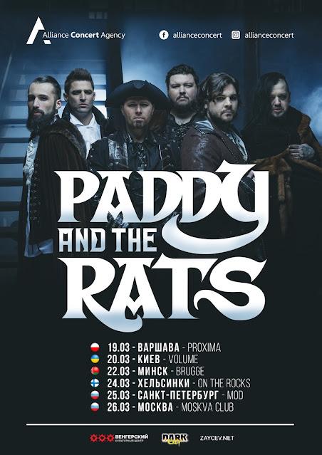 Paddy and the Rats в России