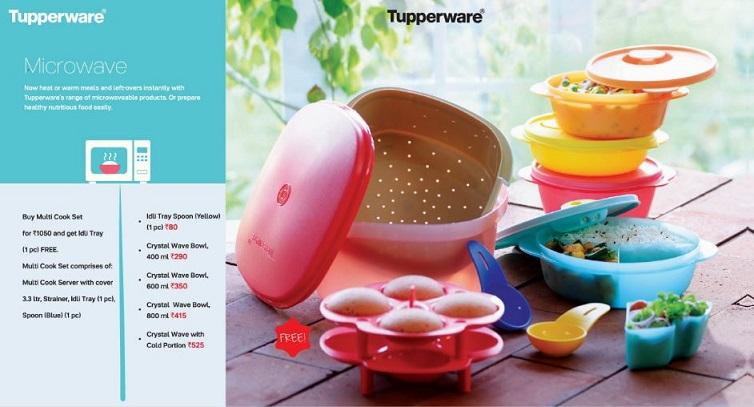 tupperware chennai tupperware india flyer august 2016. Black Bedroom Furniture Sets. Home Design Ideas