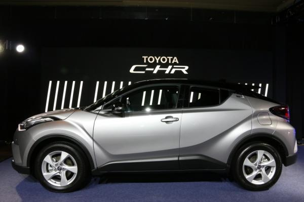Toyota C-HR 将登陆大马,大约 RM 120,000