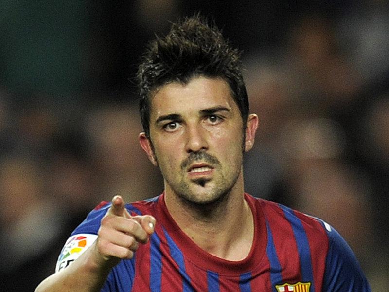 David Villa net worth