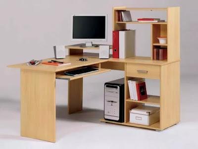 Area khusus untuk ruang kerja