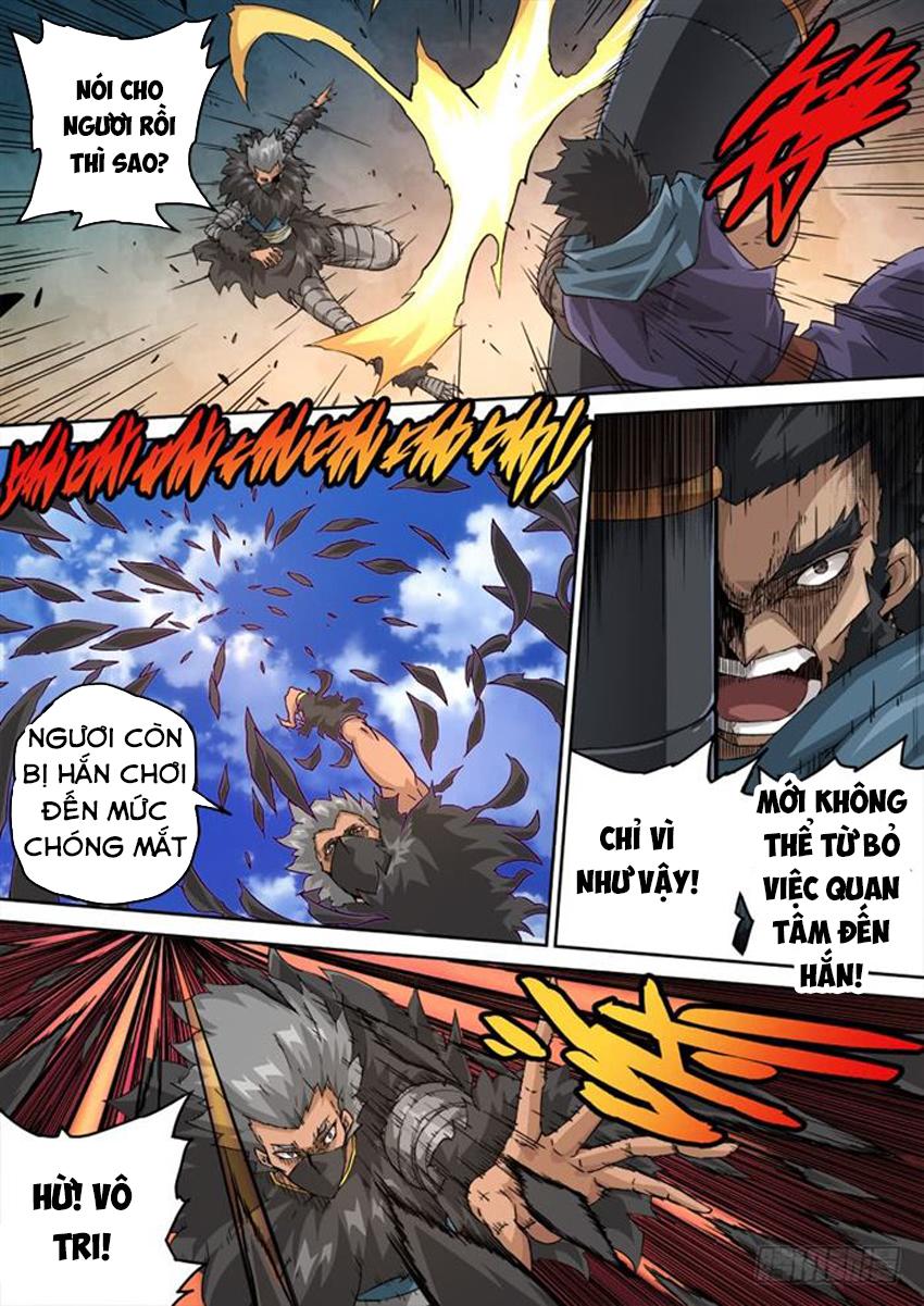 Quyền Bá Thiên Hạ chap 224 - Trang 5