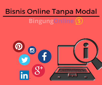 Beberapa Ide Bisnis Online Tanpa Modal ~ Tuyul AGC Always ...