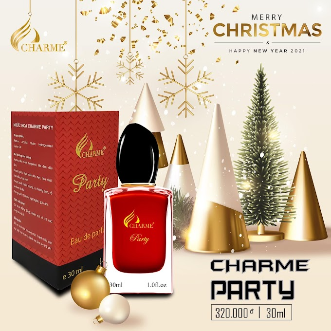 Giáng Sinh sắp đến rồi. Bạn đã chọn được mùi hương nước hoa nào cho mình chưa ?