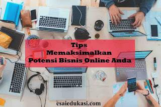 Meningkatkan potensi bisnis dengan domain yang tepat
