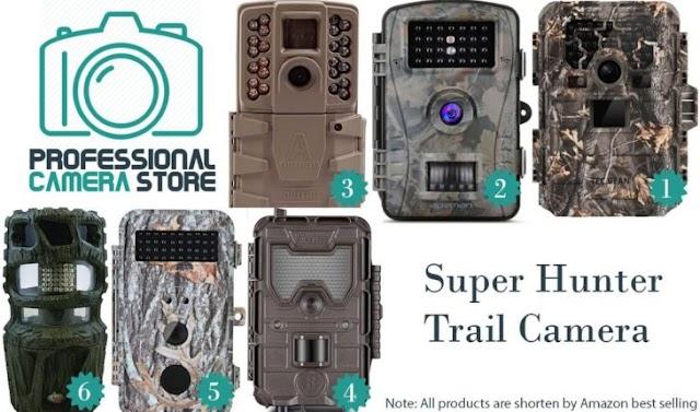 Super Hunter Trail Camera