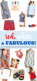 outfit inspiration for your 4th of July festivities