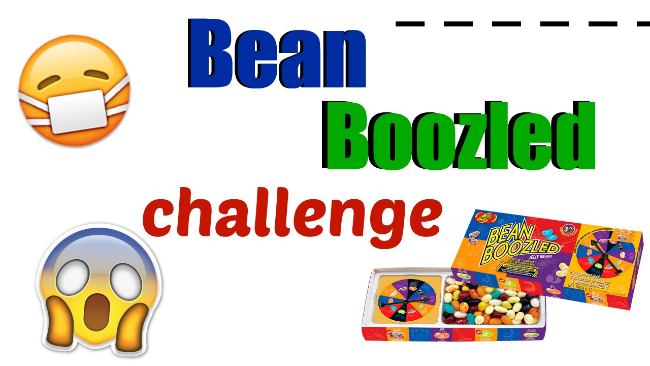 Bean Boozled Challenge Beauty With Lily