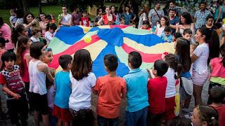 Δήμος Κατερίνης: Με μεγάλη επισκεψιμότητα ολοκληρώθηκαν στο «Πάρκο των Χρωμάτων», οι εκδηλώσεις Περιβαλλοντικής Ενημέρωσης & Εκπαίδευσης πολιτών και μαθητών