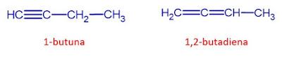 contoh isomer fungsi C4H6
