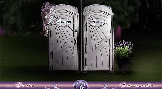 Ceremony Portable Toilet
