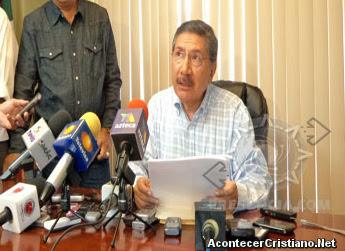 Procurador general de Justicia, Felipe Amadeo Flores Espinosa
