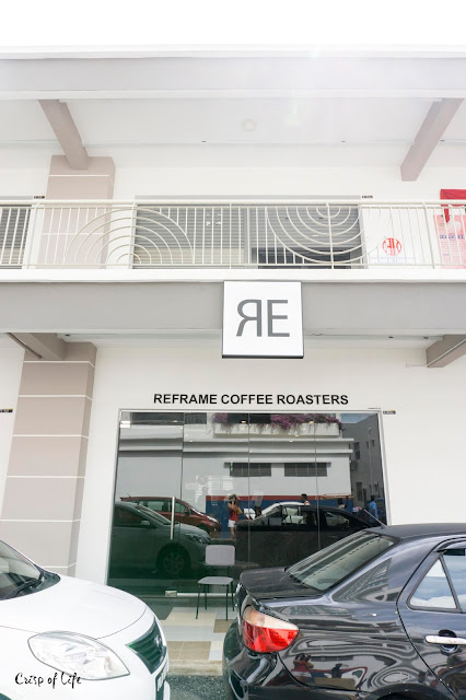 Reframe Coffee Roasters Arena Curve Penang