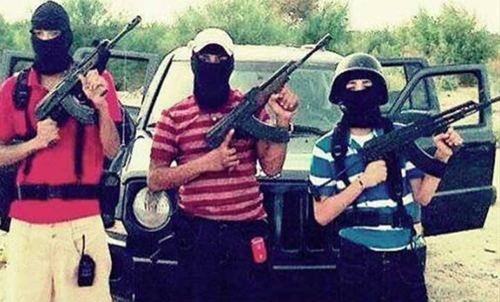 """""""Vivir rápido y morir joven"""", """"Los Marucheros"""" brazo armado del CDN conformado por sicarios adolescentes que vigilan las calles de Tamaulipas"""
