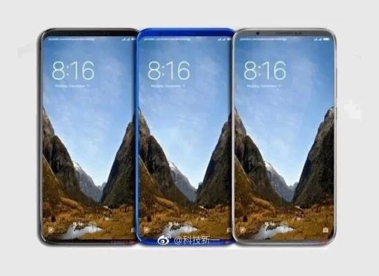 Kebocoran Harga Smartphone Xiaomi Mi 7