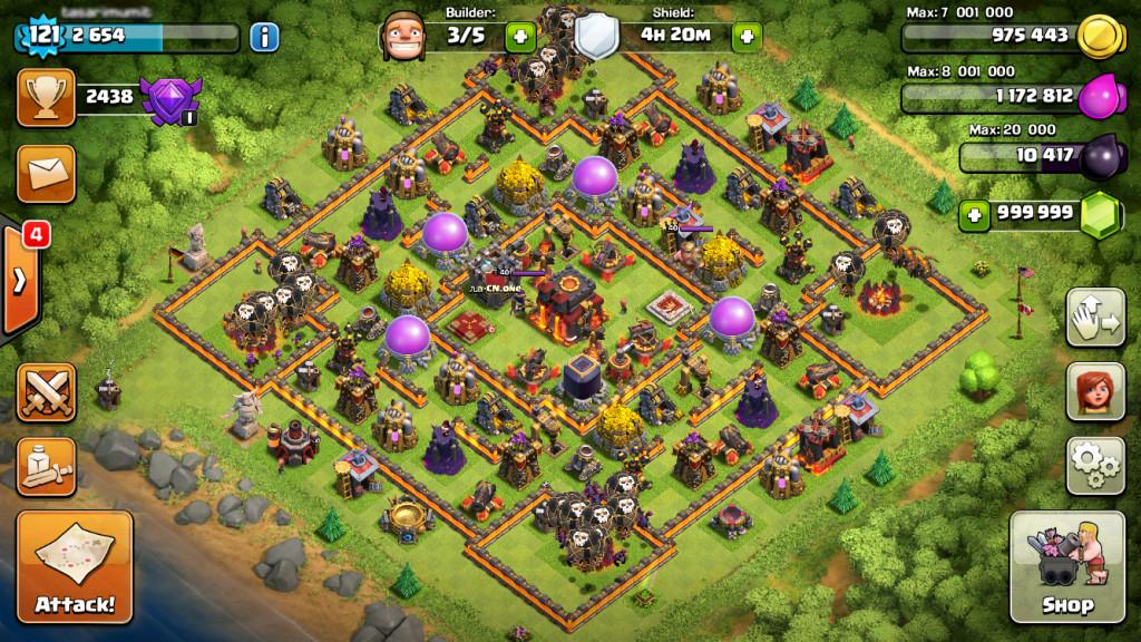 clash of clans gem hack no download