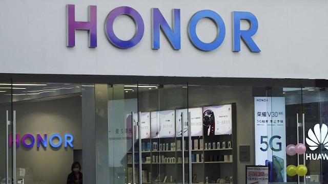 رسميًا هواوي تبيع علامتها التجارية هونر HONOR
