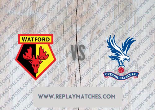 Watford vs Crystal Palace -Highlights 24 August 2021