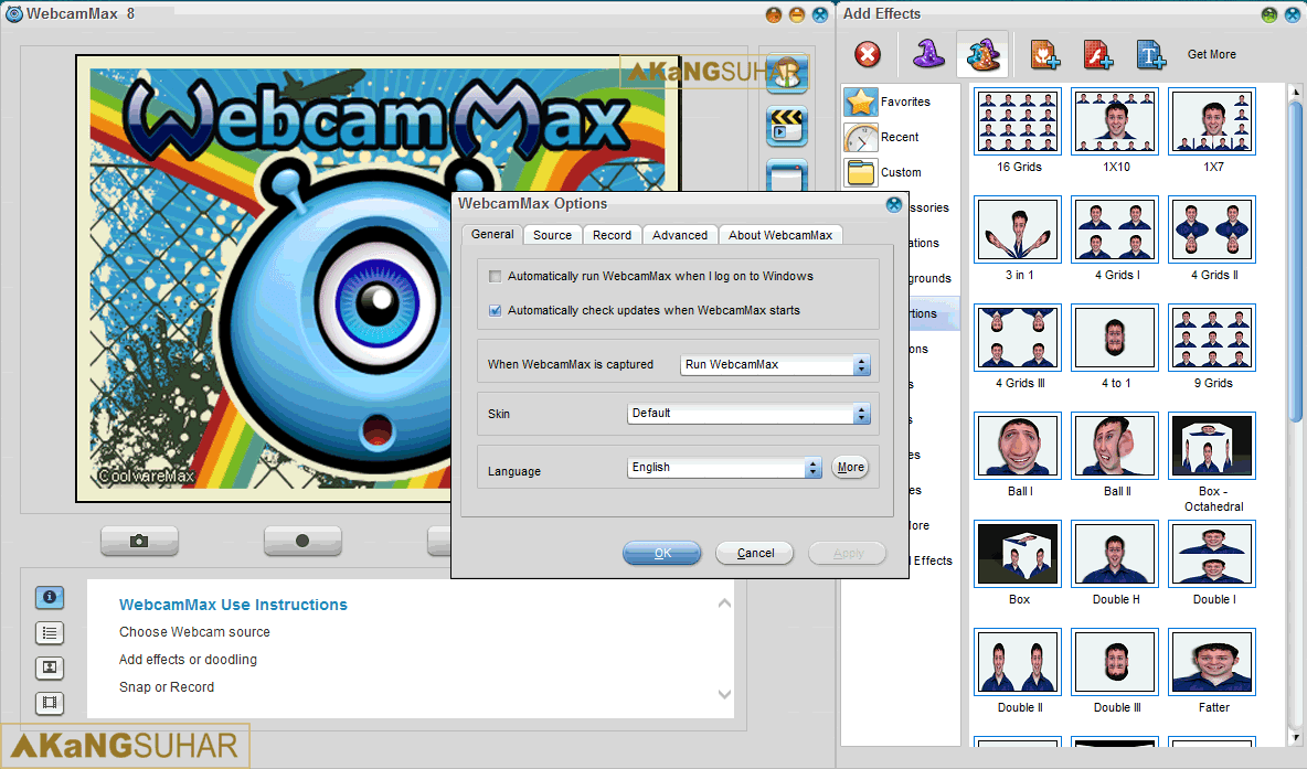 Download WebcamMax 8 Final Full Crack Terbaru