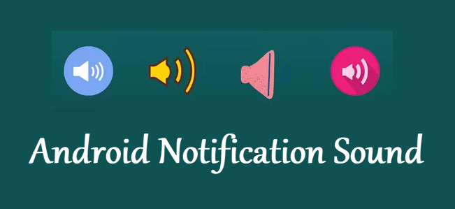 Notification sound