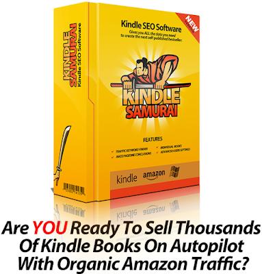 Kindle Samurai [SEO SOFTWARE]