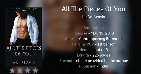 ALL THE PIECES OF YOU by Ari Reavis
