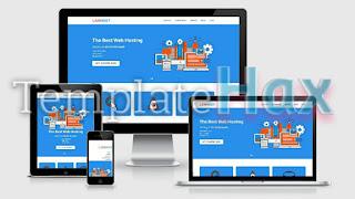 LandingHost - Landing Page Blogger Template