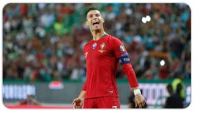 كريستيانو رونالدو تهديد خطير في مباراة البرتغال ولوكسمبورج