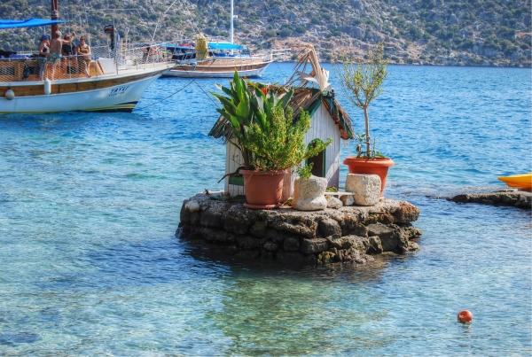 Antalyada kalınabilecek oteller