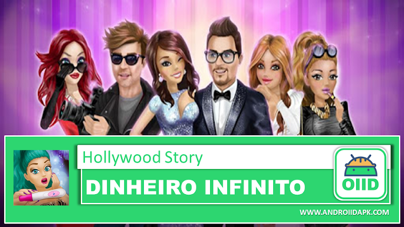 Hollywood Story v8.9.3 – APK MOD HACK – Dinheiro Infinito