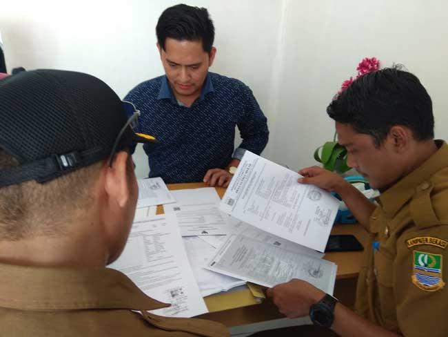 Pemdes Sukamekar Bersama BPD, Karang Taruna, LPMD Lakukan Monitoring Tata Ruang Desa