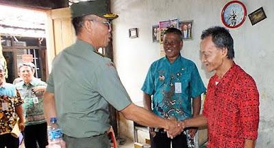 ''Maturnuwun TNI, Yang Telah Membangun Desa Rempoah ''