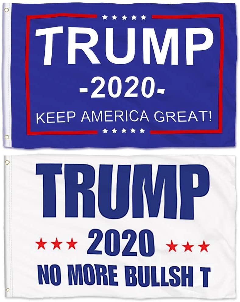 40% OFF Aisto Trump Flag